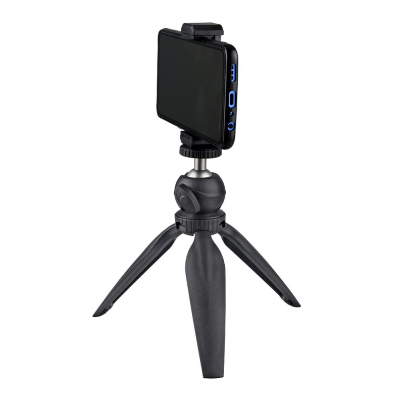 Adjustable-Detachable-Mini-Tripod-Phone-Table-Mount-Clip-Stand-Phone-For-Live thumbnail 10